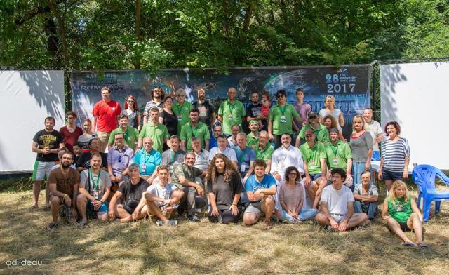 Echipa Atlantykron 2017